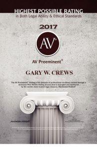 Top Tulsa Lawyers  - AVPreeminent 195x300 - AVPreeminent