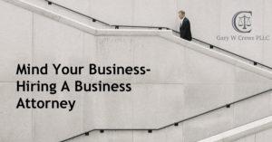 Tulsa Small Business Lawyer