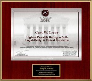Tulsa Probate Attorney Gary Crews  - MH 2018 300x264 - Probate Attorney Tulsa, OK
