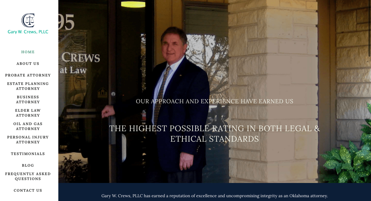 Probate Lawyer Tulsa probate lawyer tulsa - Screen Shot 2018 06 25 at 3 - Probate Lawyer Tulsa | Gary Crews Law