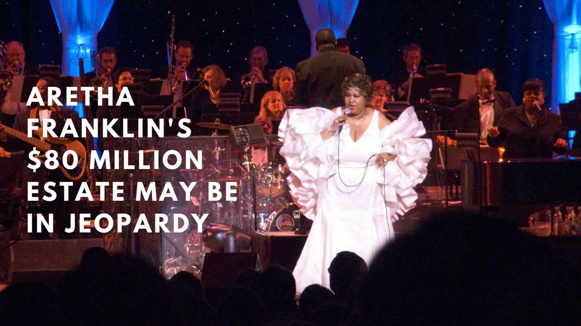 [object object] - ArethaF - Aretha Franklin's 80 Million Dollar Estate May Be in Jeopardy
