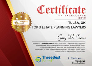 Top Estate Planning Lawyers | Gary Crews Law