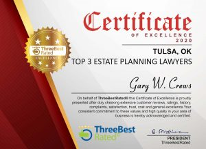 Estate Planning Lawyer in Tulsa